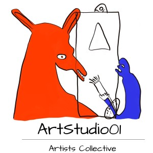 art studio 01 logo